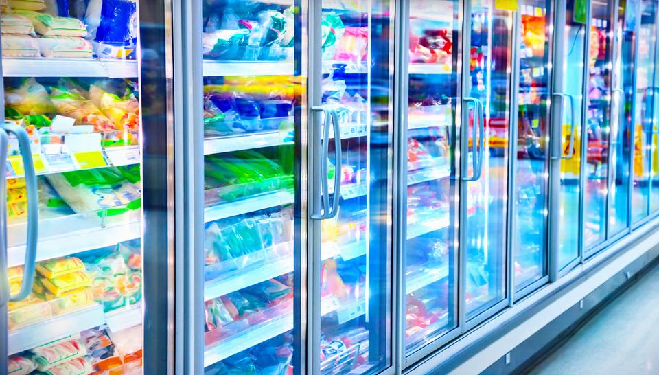 how to put seal on fridge door