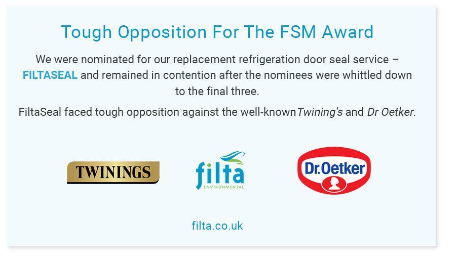 FSM Award- Filta Environmental - UK