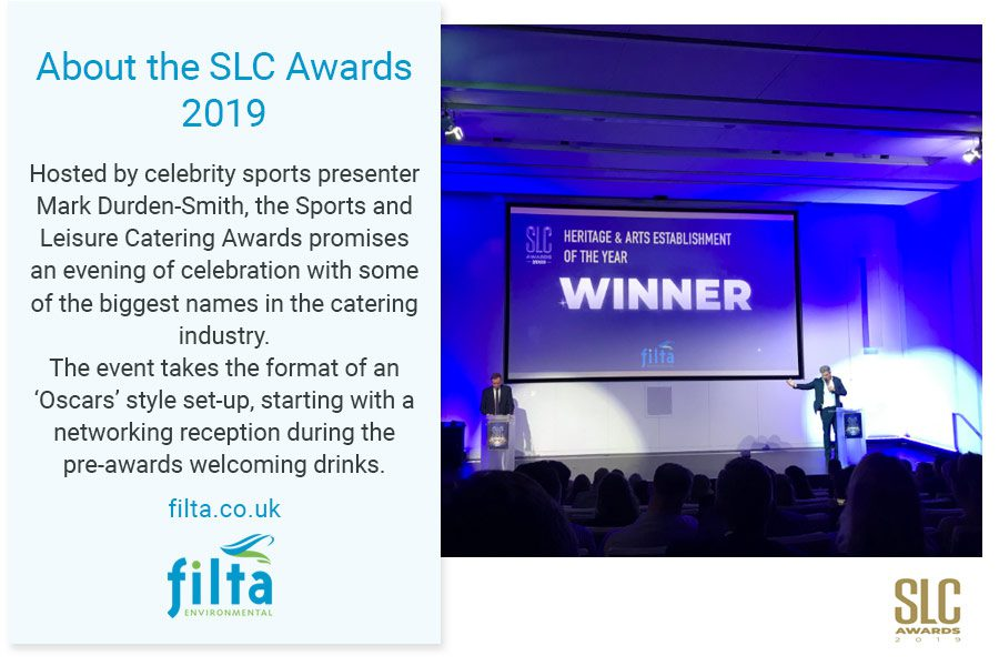About SLC Awards - Filta Environmental Sponsor