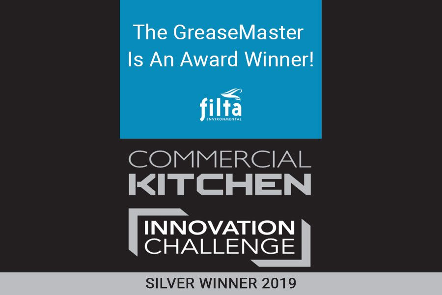 Greasemaster - Award Winner - Commercial Kitchen - Filta