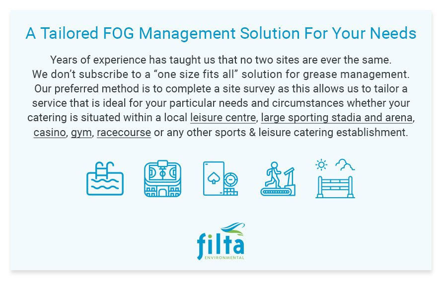 Tailored FOG Management - Filta Environmental