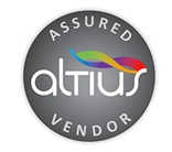 Acreditations - Altius Vendor - Filta Enviromental UK