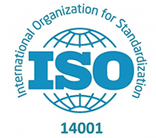 Acreditations - ISO 14001 - Filta Enviromental UK