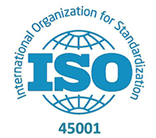 Acreditations - ISO 45001 - Filta Enviromental UK