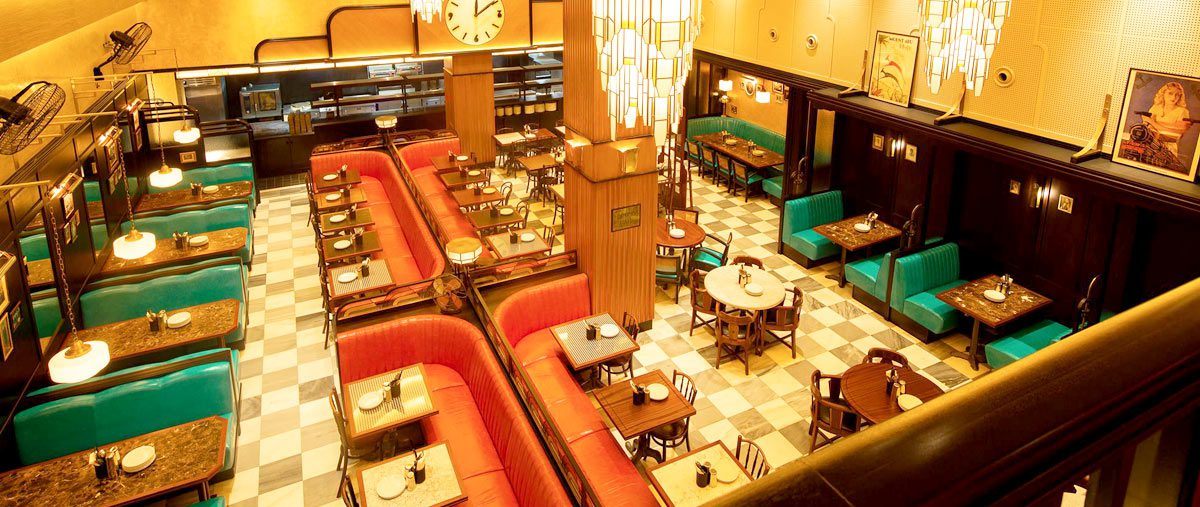 Dishom Case Study - High-End Bombay Cafe - Filta Environmental UK