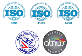Accreditations Filta Environmental - UK