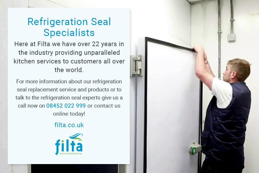 Refrigerations Seal Specialists - Filta Environmental - UK