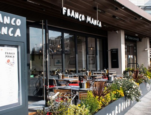 Franco Manca  Grease Management Solution
