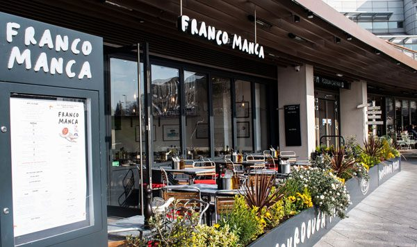 Franco Manca - Grease Management Solution - UK