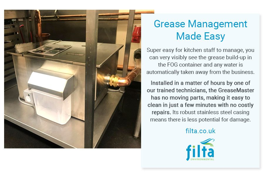 Hotel Restaurant and Catering Show - HRC - Grease Management - Filta Commercial Kitchens