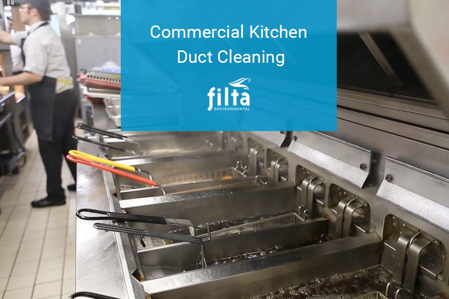 Commercial Kitchen Duct Cleaning - Filta Environmental UK