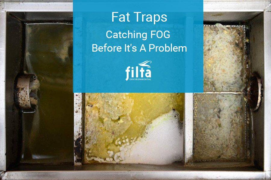 Fat Traps - FOG Solutions - Filta UK