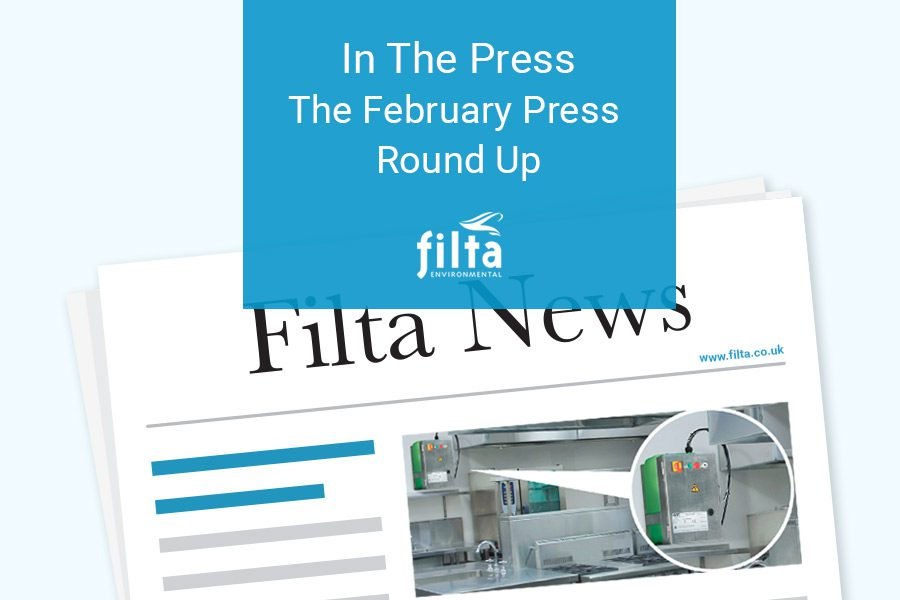 Filta Environmental - Commercial Kitchen - Press February