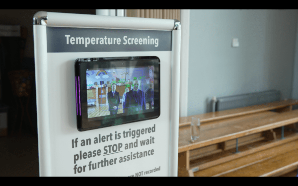 Thermo Guard Hi-Flow - Workplace Temperature Screening