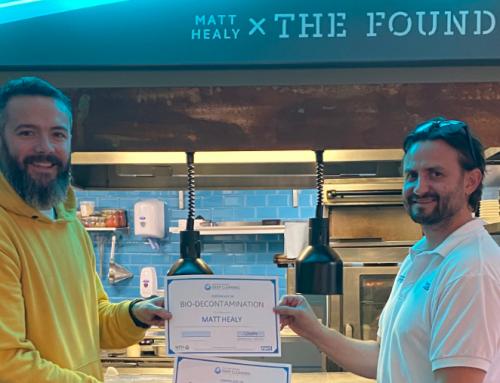 Matt Healy x The Foundry  COVID-19 Solutions
