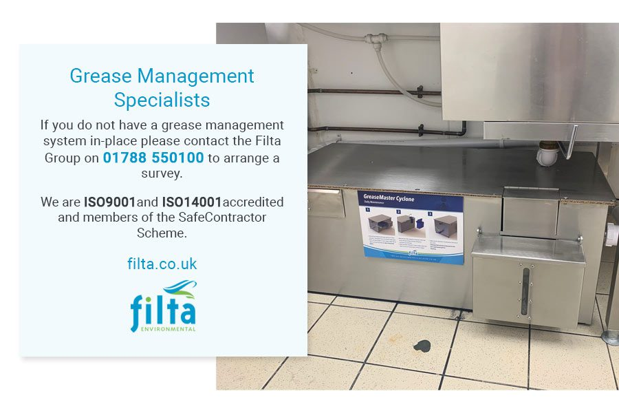 Filta Grease Management Specialist UK
