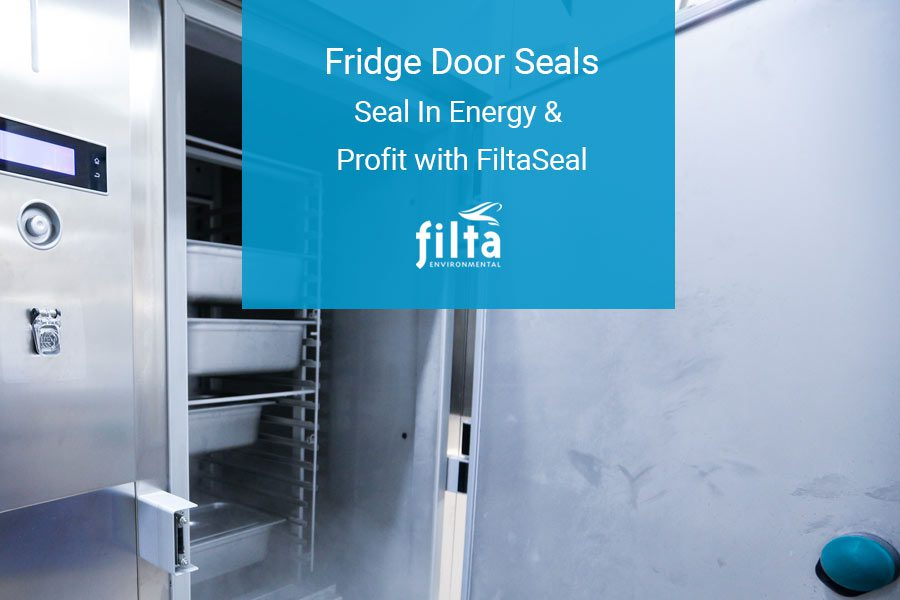 Fridge Door Seal Replacement - FiltaSeal - Commercial Kitchens UK