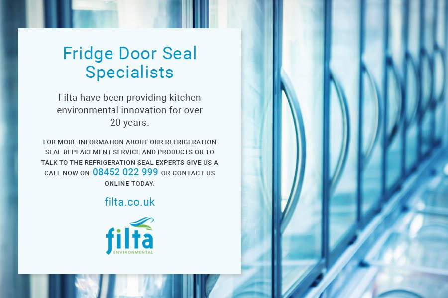 Fridge Door Seal Specialists - Filta UK