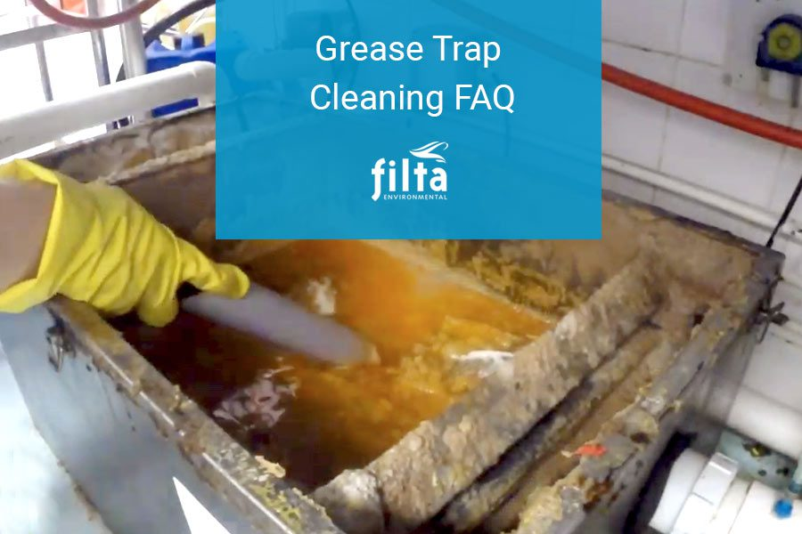Grease Trap Cleaning FAQ - Filta Commercial Kitchens UK