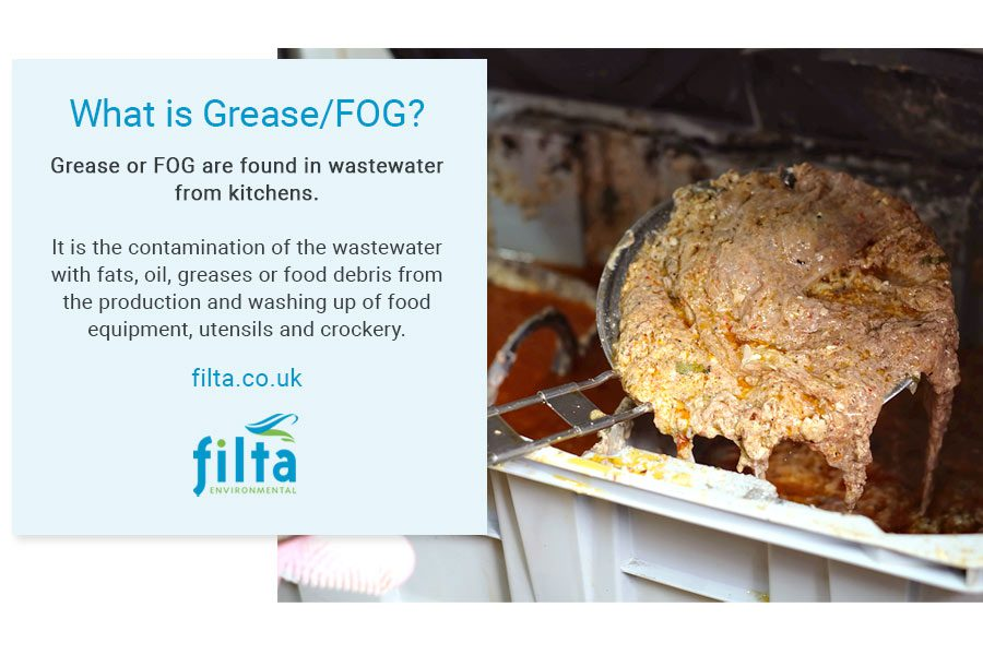 What is Grease FOG - Commercial Kitchen - Filta Environmental